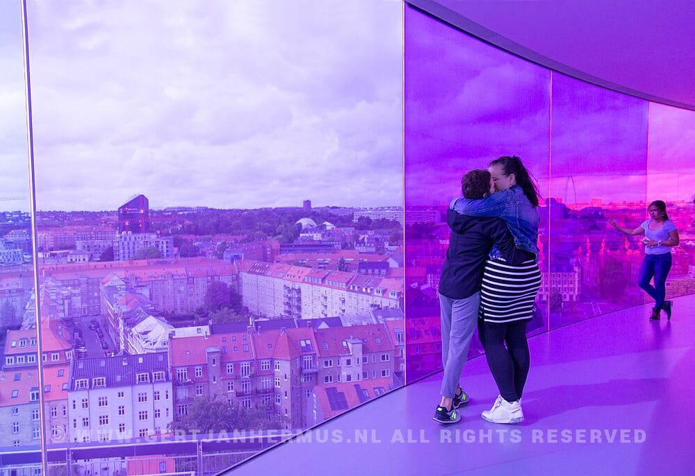 ARoS kunstmuseum Aarhus Denmark
