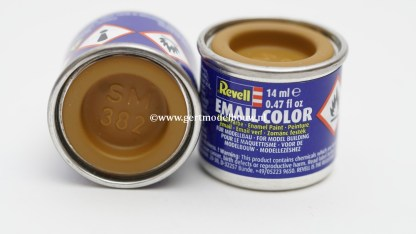 Revell 382 houtbruin zijdemat RAL 8001 modelbouwverf en hobbyverf