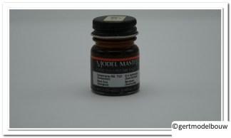 Model Master 1592  Black Gray zijdemat RAL 7021 Model Master ENAMEL 7021