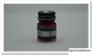 Model Master 1705 signaal rood mat Model Master ENAMEL 1705