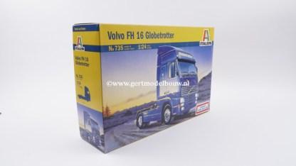 Italeri 735 Volvo