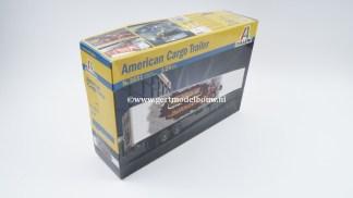 Italeri 3831 American Cargo Trailer