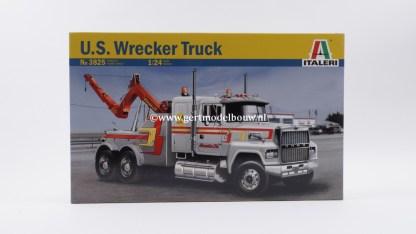 Italeri 3825 U.S. Wrecker Truck ( NIEUW ) Amerikaanse modellen 3825