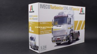 Italeri 3926 IVECO Turbostar 190.48 Special