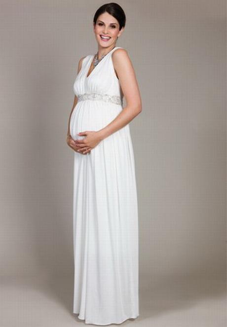 Brautkleid schwangere