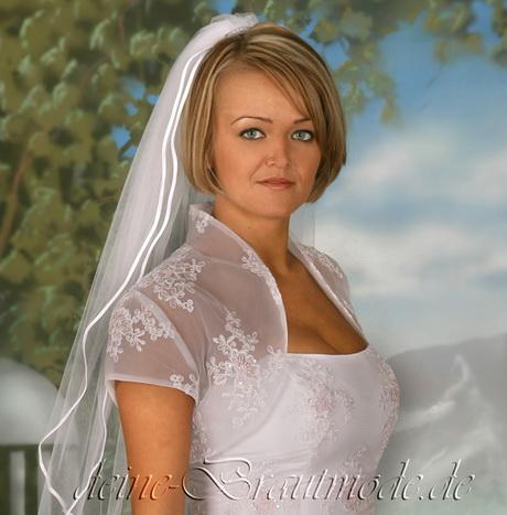 Brautkleider mit bolero