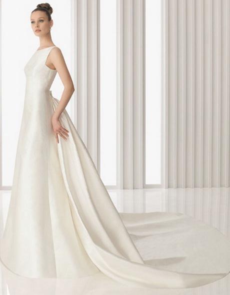 Brautkleider schlicht elegant