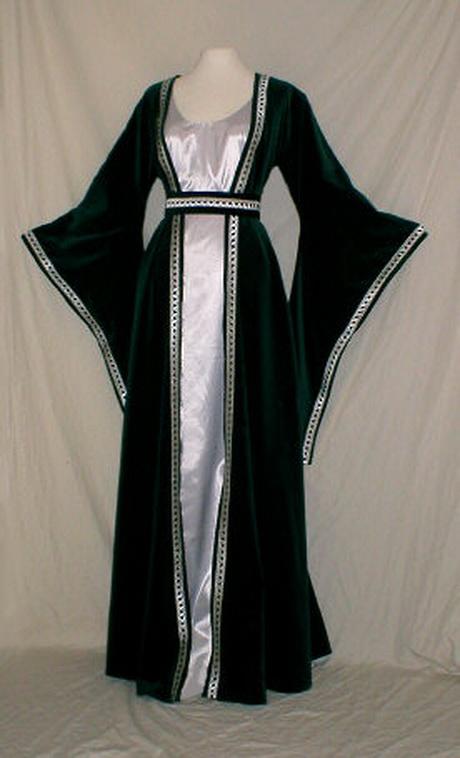 Mittelalterliche brautkleider