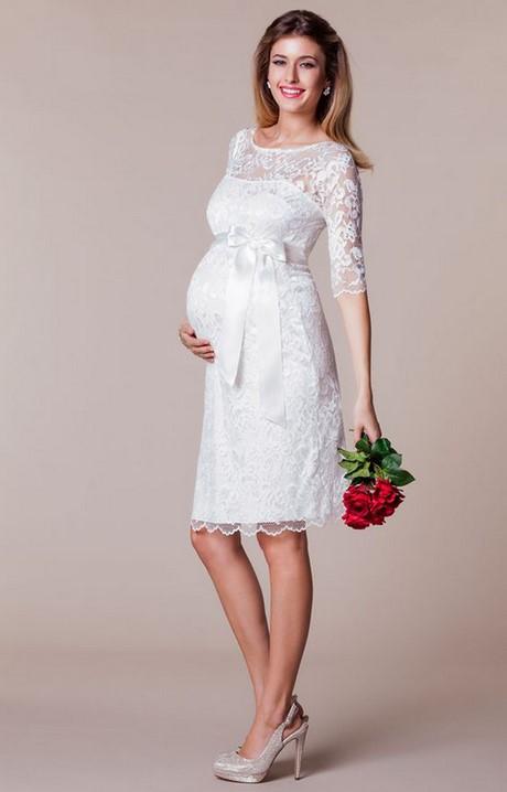 Kleid hochzeitsgast schwanger