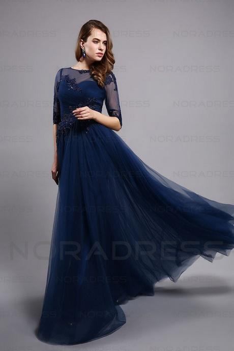 Elegante kleider mit langen rmeln