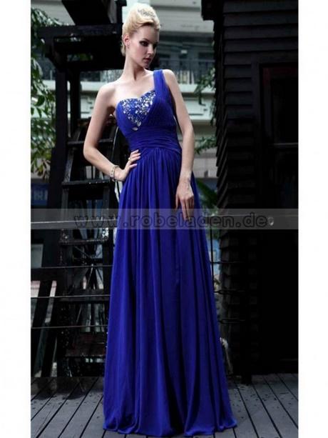 Kleid lang dunkelblau