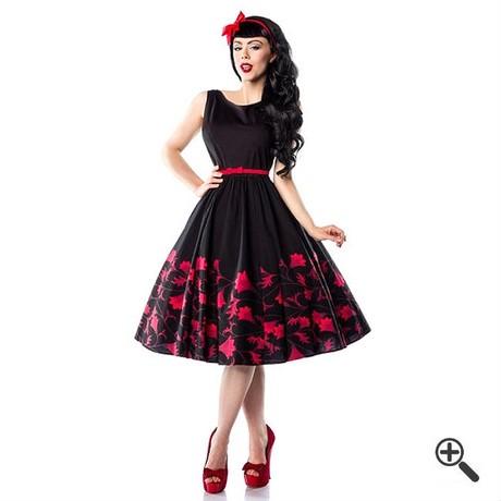 50er outfit damen