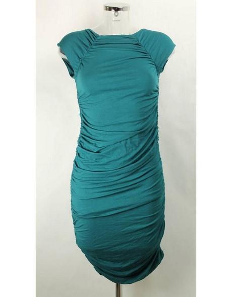 Kleid smaragdgrn
