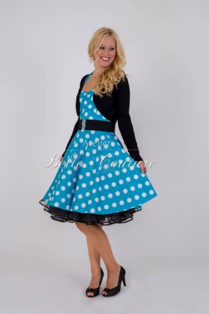 Petticoat kleid kurz