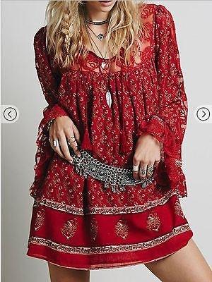 Sommerkleid hippie style