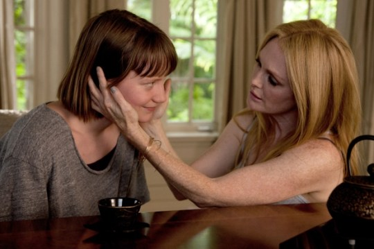 Maps To The Stars (Mia Wasikowska en Julianne Moore)
