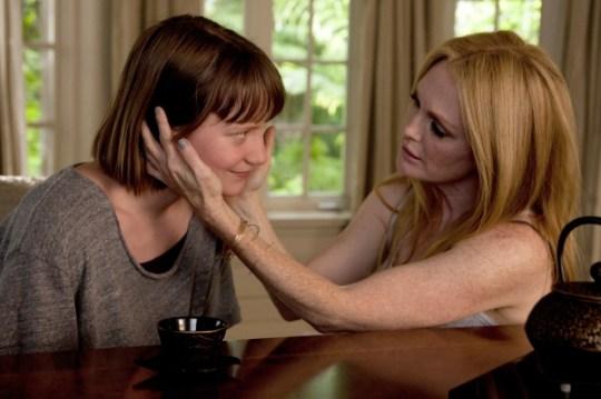 Maps To The Stars (Mia Wasikowska en Julianne Moore)