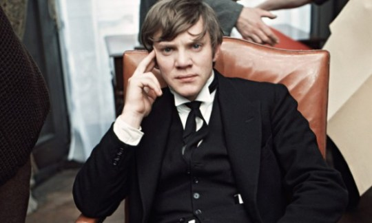 Malcolm McDowell as Mick Travis in If …
