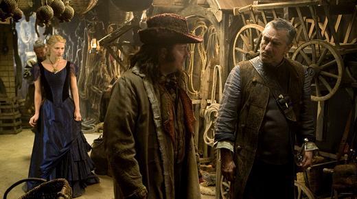 Claire Danes, Ricky Gervais en Robert De Niro