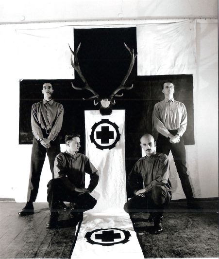 Laibach in 1983