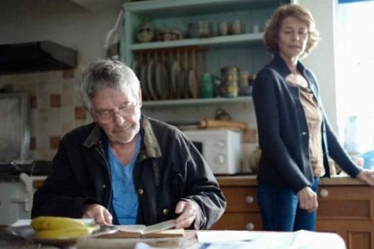 45 Years (Tom Courtenay & Charlotte Rampling)