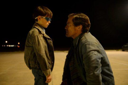 Midnight Special (Jaeden Lieberher en Michael Shannon)