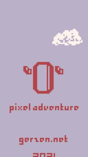O pixel adventure