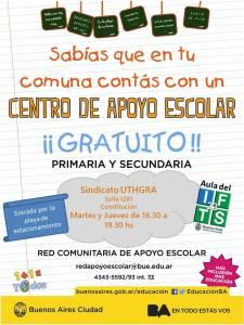 Apoyo Escolar UTHGRA