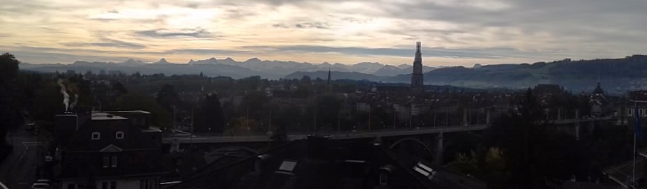 bern in the morning