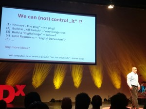 Peter Wess - Ethics for smart machines at TEDx Zurich 2014