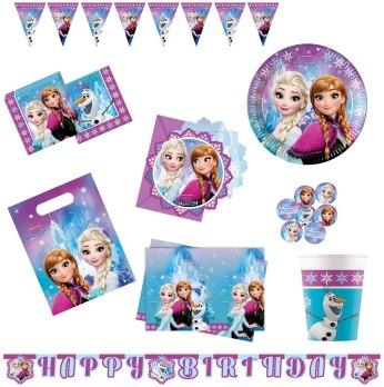 Märchenhafte Party mit Frozen