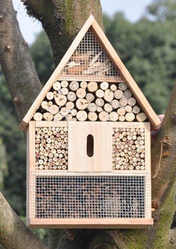Insektenhotel  Geschenk fr Tierfreunde und Gartenbesitzer