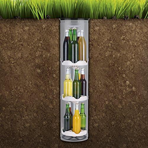 ErdlochGetrnkekhler  Flaschen khlen direkt im Boden