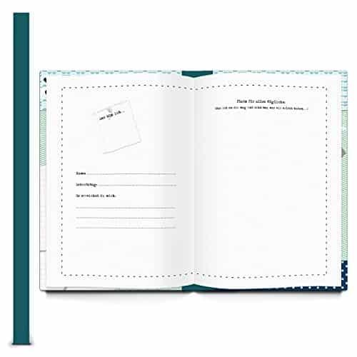 Abschiedsbuch fr Kollegen  hochwertiges Erinnerungsbuch