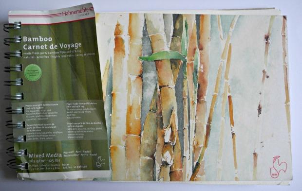 Ökomalen - Bamboo Papier