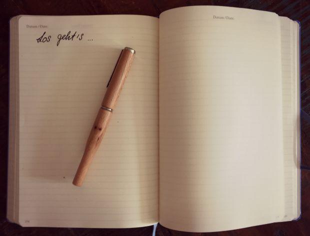 Freies Schreiben - Top Fünf Dinge, die meine Kreativität fördern | Gesche Santen Blog