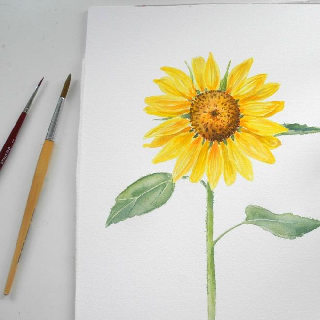 4 Fehler, die Du beim Blumen malen machst – Und nein, es ist nicht Deine Technik.