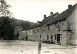 Gasthaus zur Ente um 1905