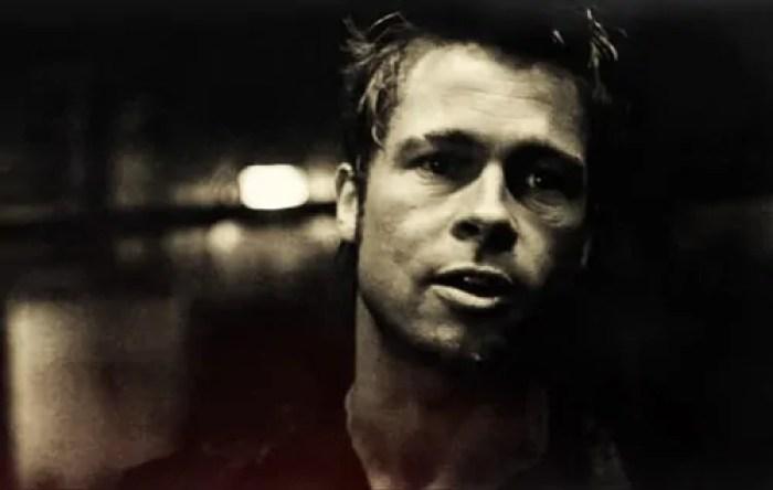 "Brad Pitt, nachts: ""Fight Club"" (1999)"