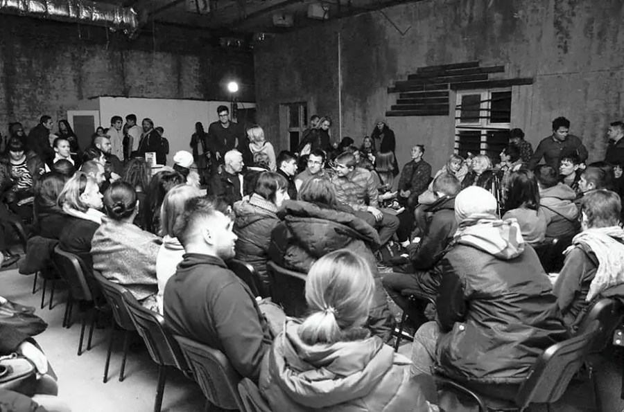 Theatre of Displaced People, Alik Sardinian,