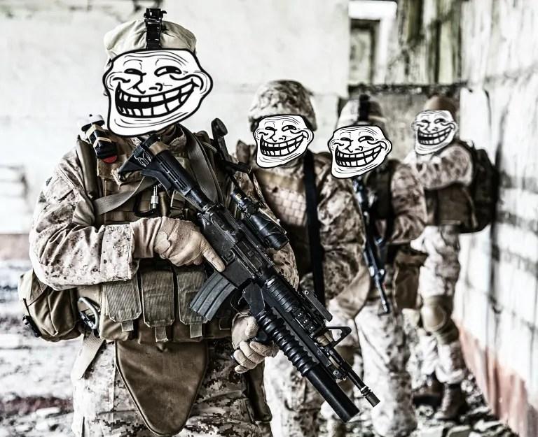 The future of War? Quelle: bigthink.com
