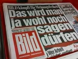 Titelseite Bildzeitung, 4.9.2013; Quelle: bani.blogger.de