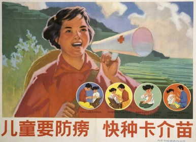 """Mao und der """"Seuchengott"""". Eine kurze Geschichte der chinesischen Gesundheitspolitik"""