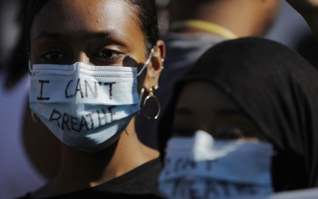 """I can't breathe."" Atemnot als Normalzustand"
