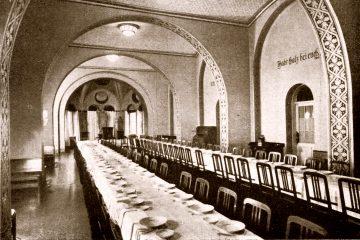 Schwesternhalle im Bethanien.