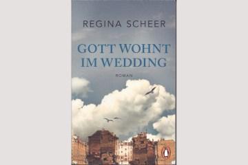 """Cover """"Gott wohnt im Wedding"""""""
