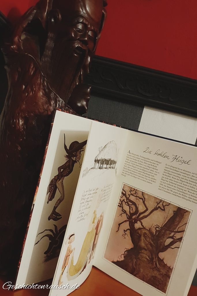 Baumgeister - Elfen, Goblins und Spukgetalten