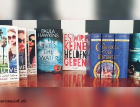 Bücher des Juni-Rückblicks 2019
