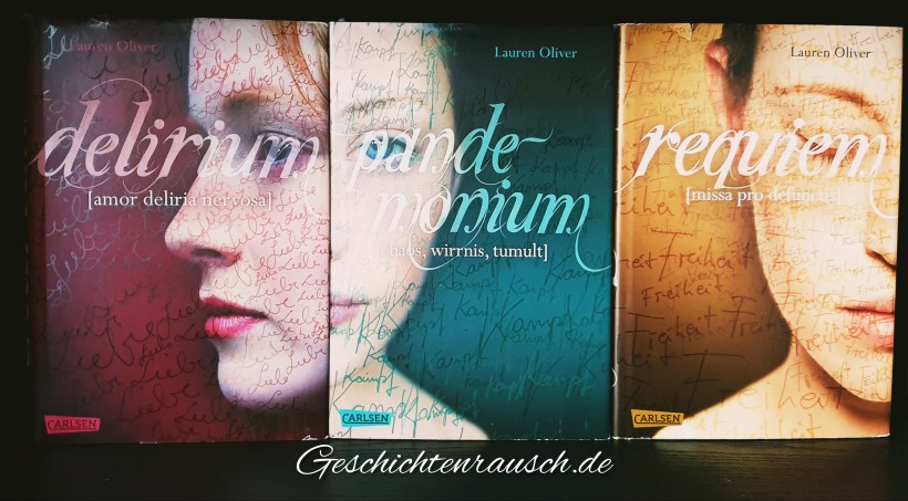 Cover - Amor-Trilogie