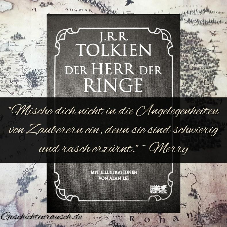 Zitat - Herr der Ringe - Merry.